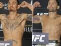 UFC 240: Результаты церемонии взвешивания перед турниром