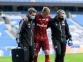 Шабанов получил серьезную травму в Легии