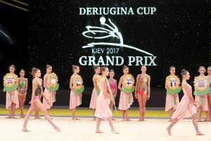 Кубок Дерюгиной: Яркие фото международного турнира серии Гран-при