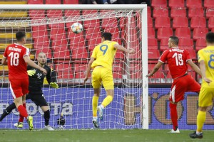 Сербия - Украина 2:2 видео голов и обзор матча отбора на Евро-2020