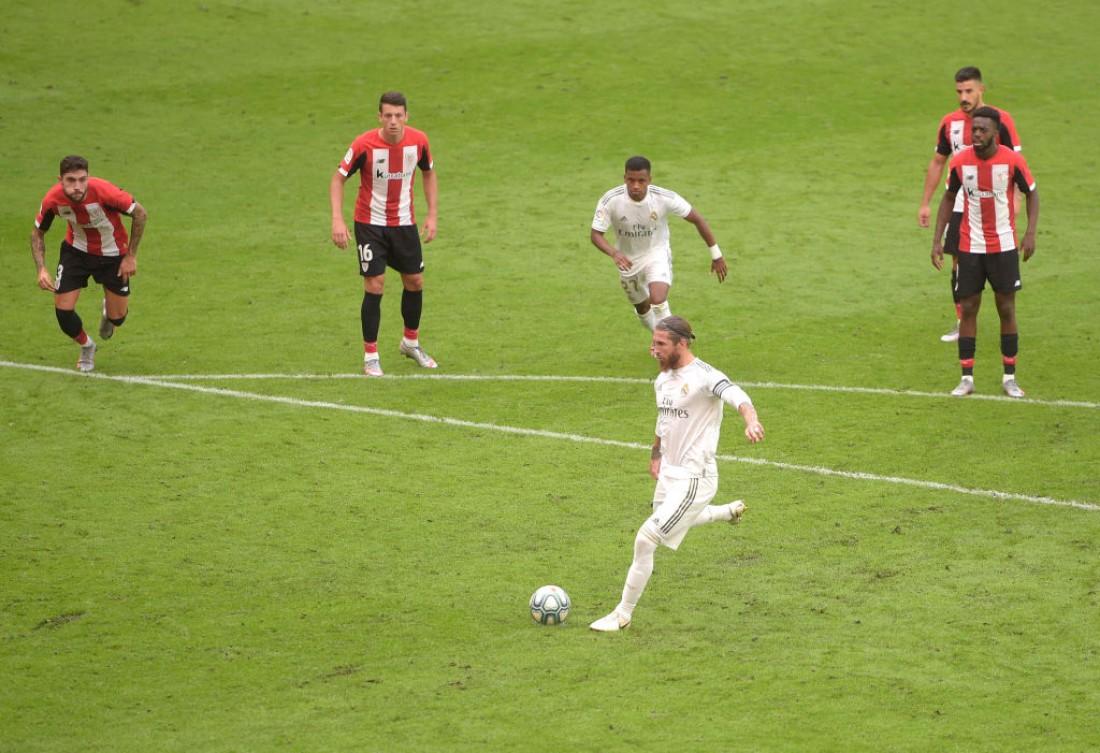 Атлетик - Реал: видео гола и обзор матча