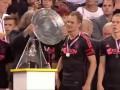 Аякс в тяжелой борьбе с АЗ Алкмаар завоевывает Суперкубок Голландии