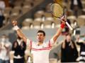 Джокович обыграл Надаля в напряженном полуфинале Ролан Гаррос