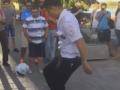 Полицейский из Ростова стал кумиром уругвайских болельщиков