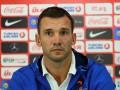 Шевченко: В матче с Турцией будет много нового в тактике и зрелищности
