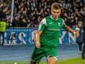 Футболист Оболони Бровар забил феноменальный гол с центра поля