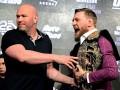 Макгрегор может вернуться в UFC в следующем году