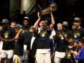 Голден Стэйт разгромил Кливленд и стал чемпионом НБА