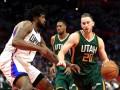 НБА: Юта прошла Клипперс, Бостон стартовал с победы в серии с Вашингтоном