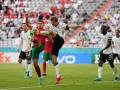 Португалия вошла в историю чемпионатов Европы