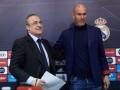 Реал не намерен увольнять Зидана - источник
