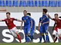 Украина U-17 потерпела поражение от Австрии на Евро-2016