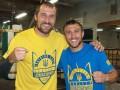 Российский боксер опубликовал социальную рекламу с украинскими военными