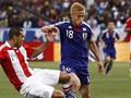 Дотянули: Парагвай проходит Японию после серии пенальти