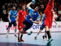 Сборная Украины проиграла Чехии и покинула ЧЕ по гандболу