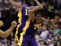 NBA: Лейкерс побеждает действующего чемпиона на его площадке