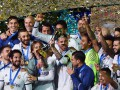 Реал в 2016 году выиграл больше трофеев, чем потерпел поражений