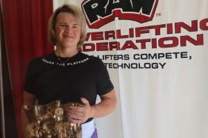 Женщина-трансгендер на турнире в США по тяжелой атлетике побила 4 мировых рекорда
