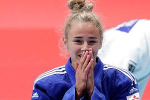 Женская сборная по дзюдо, которая застряла в Греции, вернулась в Украину