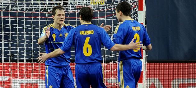Украина намерена провести чемпионат Европы по футзалу