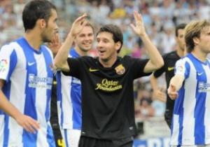 Шок для Барселоны и очередной подвиг Воронина - видеообзор футбольного уикэнда