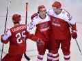 ЧМ по хоккею: Латвия уверенно победила Норвегию, Дания уступила Словакии по буллитам