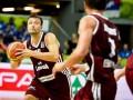 Латвия желает помочь Украине провести Евробаскет-2015