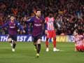 Барселона - Атлетико 2:0 видео голов и обзор матча чемпионата Испании