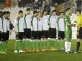 Игроки Расинга сорвали ответный матч 1/4 финала Кубка Испании