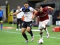 Милан и Аталанта сыграли вничью