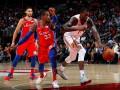 НБА: Оклахома в овертайме проиграла Денверу, Филадельфия сильнее Атланты