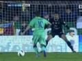 Месси догоняет Роналдо. Леванте уступает Барселоне
