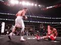 Джервонта Дэвис досрочно победил Гамбоа и завоевал титул WBA