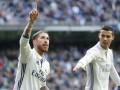 Дубль Рамоса принес победу Реалу в матче с Малагой