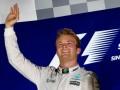 Формула-1: Росберг выиграл Гран-при Сингапура
