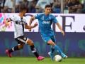 Ювентус обыграл Парму в стартовом матче нового сезона Серии А