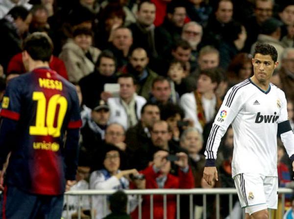 Барселона и Реал сыграли яркий матч
