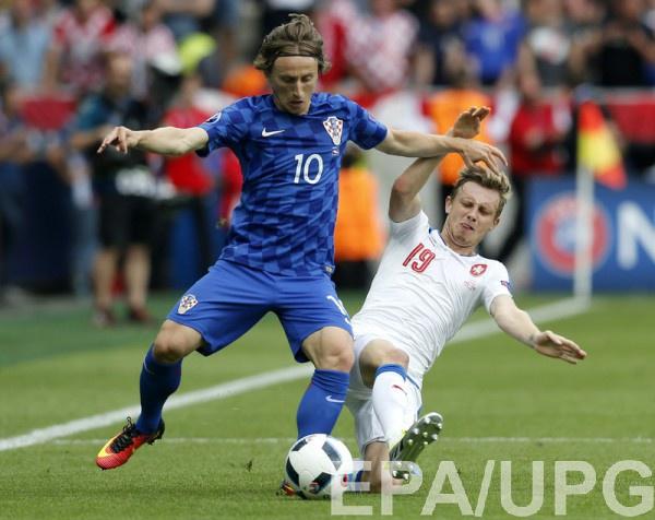 Модрич не поможет в матче с Испанией