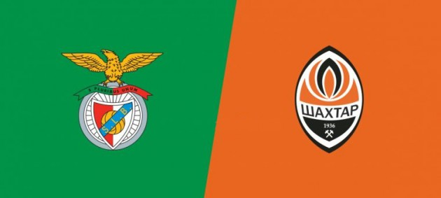 Бенфика - Шахтер 2:1 онлайн-трансляция матча 1/16 финала Лиги Европы