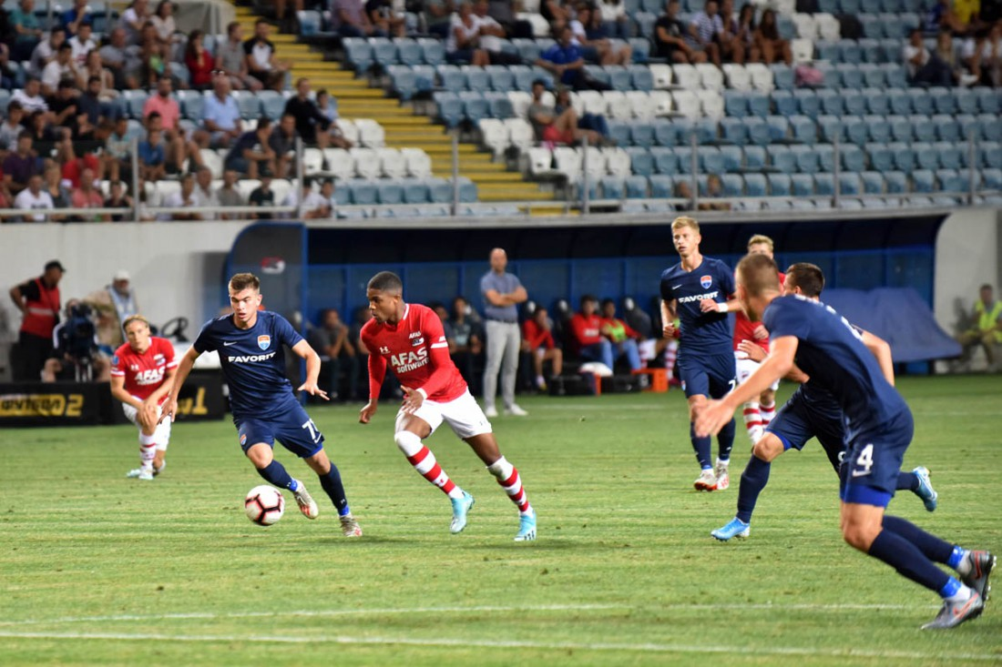 Мариуполь - АЗ: обзор матча