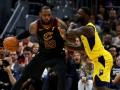 НБА: Кливленд прошел Индиану, Хьюстон начал серию с победы над Ютой