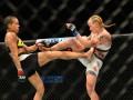 Нуньес – Шевченко: видео боя на UFC 215