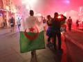 Победу Алжира над Россией бурно отпраздновали в Марселе (фото)