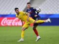 Украина в гостях сыграла вничью с чемпионами мира