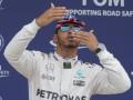 Формула-1: Льюис Хэмилтон выиграл гонку Гран-при Великобритании