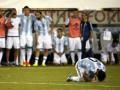 Самые громкие футбольные провалы на международных форумах