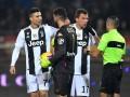 Роналду забил юбилейный 5000-й гол Ювентуса в Серии А, а потом толкнул вратаря Торино