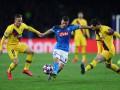 Наполи - Барселона 1:1 видео голов и обзор матча Лиги чемпионов