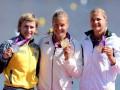 Фотогалерея: Блеск золота. Все триумфаторы тринадцатого дня Олимпиады