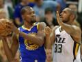 НБА: Голден Стэйт обыграл Юту и в шаге от выхода в следующий раунд